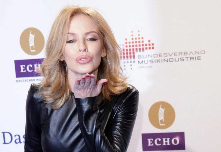 La cantante australiana Kylie Minogue inicia su gira Kiss Me Once Tour en los próximos días, por lo que ya dejó La Voz UK. (Archivo/Efe)