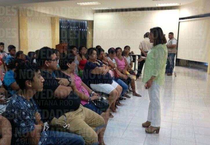 Alrededor de 3 mil alumnos no quedaron en el sistema escolarizado. (Pedro Olive/ SIPSE)