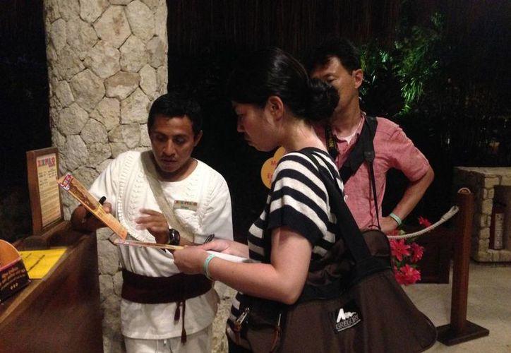 El año pasado más de siete mil 300 turistas japoneses llegaron a Cancún. (Israel Leal/SIPSE)