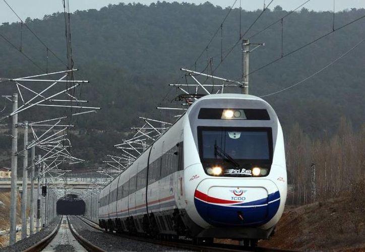 China Railway Construction Corp. Ltd sería el responsable de construir el tren de alta velocidad México-Querétero. (english.cri.cn)