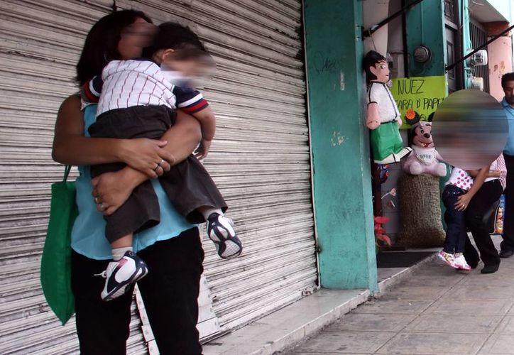 La Suprema Corte resolvió que los adultos que no hayan recibido el pago de alimentos durante la minoría de edad podrán exigir ese derecho. La imagen se usa con fines estrictamente referenciales. (Archivo/SIPSE)