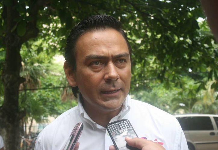 Víctor Hugo Venegas Molina, director del DIF Cozumel. (Irving Canul/SIPSE)
