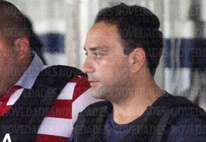 Los recursos que se ingresan aplazan la extradición del ex gobernador. (Jesús Tijerina/SIPSE)