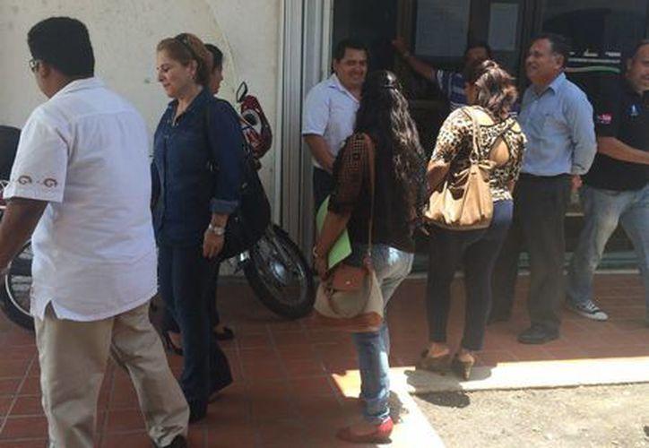 Sigue latente reclamo de ex empleados del Infovir, la parte demandada no comparece aún ante la Junta de Conciliación. (Claudia Martín/SIPSE)