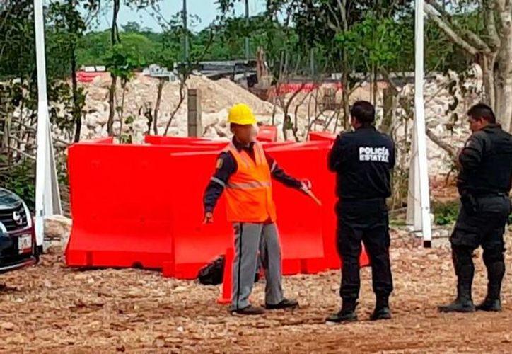 Un albañil murió en las obras de construcción de una planta de envases, en Hunucmá. Aún no hay una versión oficial sobre el deceso. (Milenio Novedades)