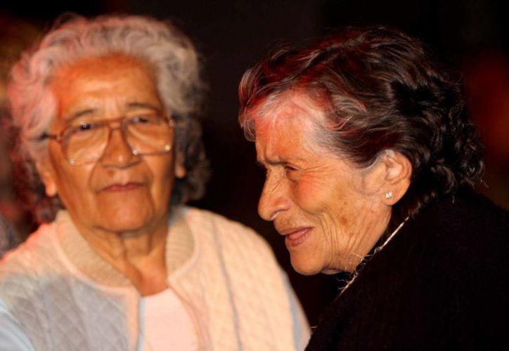 Las actividades por la Semana del Adulto Mayor 2015 en Mérida finalizan este viernes 21 de agosto. (Archivo/Notimex)