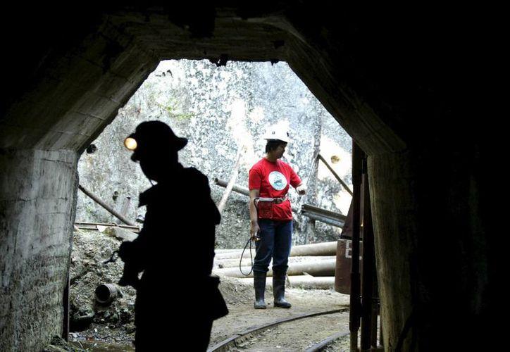 Las autoridades ya iniciaron una investigación para establecer las causas del accidente en la mina. (Archivo/EFE)