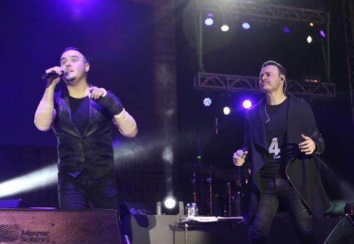 Río Roma está próximo a estrenar su nuevo disco <i>Eres la persona correcta en el momento equivocado</i>, en el cual experimentaron otros ritmos y géneros musicales. (Archivo Notimex)
