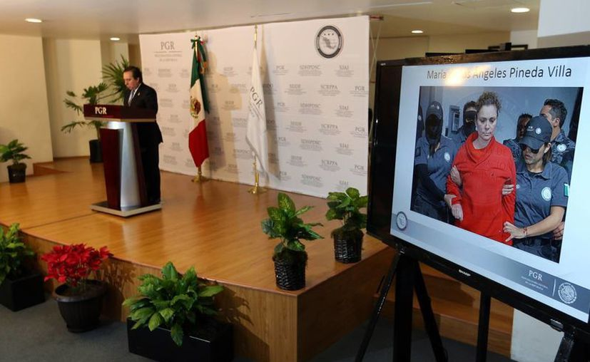 Tomás Zerón de Lucio indicó que por la desaparición de los normalistas se ha detenido a 97 personas. (Notimex)