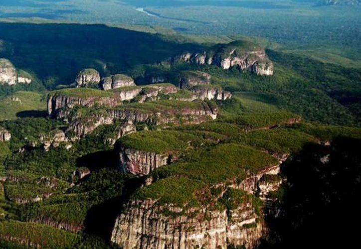 Proclamaron a Chiribiquete como patrimonio cultural y natural de la Humanidad. (Contexto/Internet)