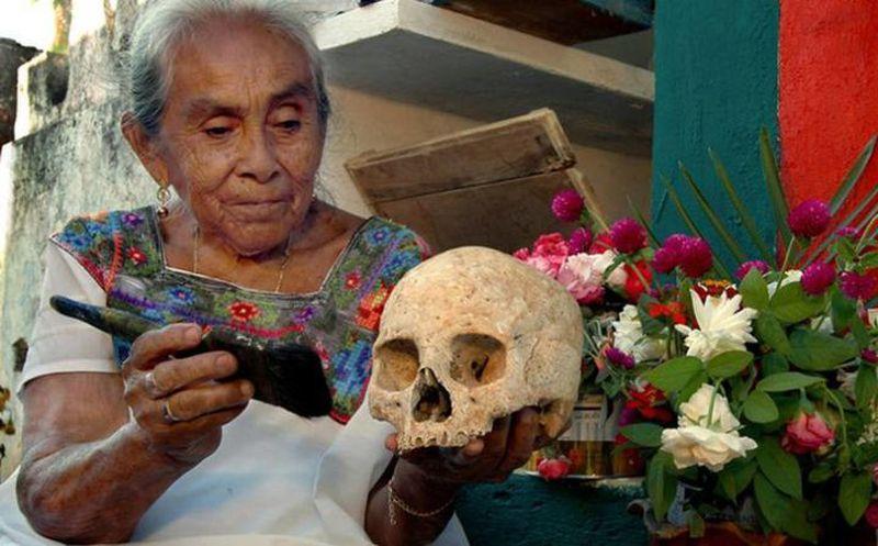 Resultado de imagen para pomuch – yucatán dia de muertos