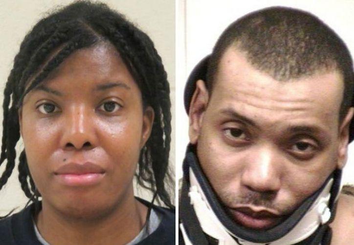 La pareja es acusada de tráfico de seres humanos, violación de menores y pornografía infantil, entre otros cargos. (Foto: Excélsior)