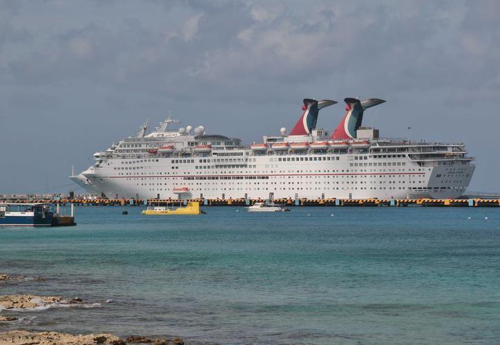 Los participantes al encuentro conocerán los diferentes destinos de cruceros. (Foto: Contexto/SIPSE)