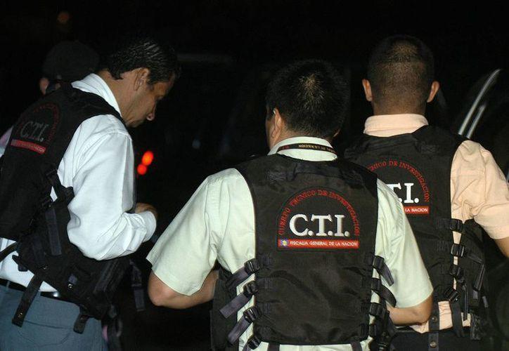 Los operativos continúan en toda Colombia, por lo que se esperan nuevos arrestos. (EFE)