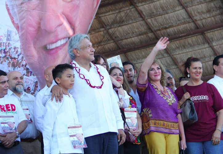 La senadora Beristain celebra que día con día sean más los que se unan a este movimiento, desde ciudadanos  integrantes de todas las clases sociales. (Redacción/SIPSE)