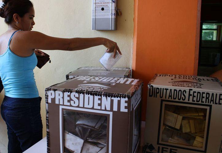 El PRD considera que la decisión del Tribunal Electoral ayudará a dar certeza el día de la elección. (Ivett Ycos/SIPSe)