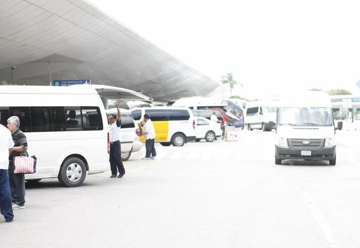 Los usuarios desconocen sobre las condiciones de transporte que tiene el destino turístico. (Redacción/SIPSE)
