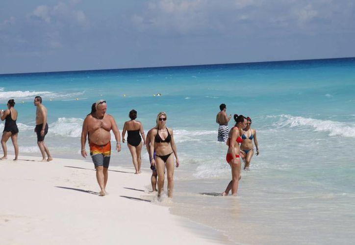 Son atractivos los destinos turísticos de sol y playa de Quintana Roo. (Israel Leal/SIPSE)