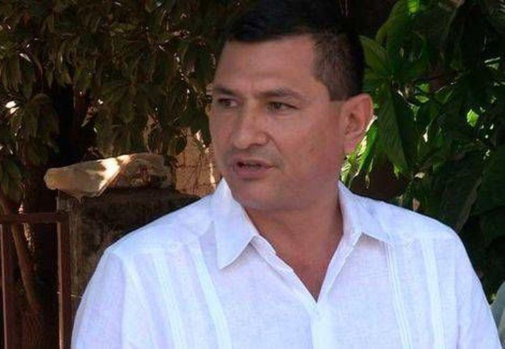 Jesús Cruz Valencia, internado en el penal 'El Rincón', en Tepic, rindió su declaración  preparatoria a través de una videoconferencia. (Quadratín)