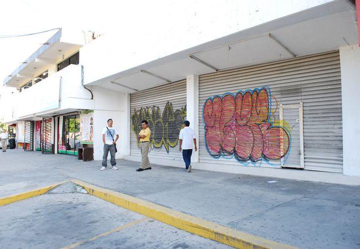 Algunos negocios tuvieron que cerrar porque no fueron lo suficientemente productivos. (Tomás Álvarez/SIPSE)