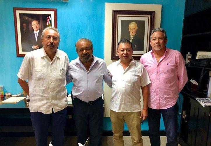 Jorge Pérez Pérez afirmó que responderá con resultados (Foto: Joel Zamora)
