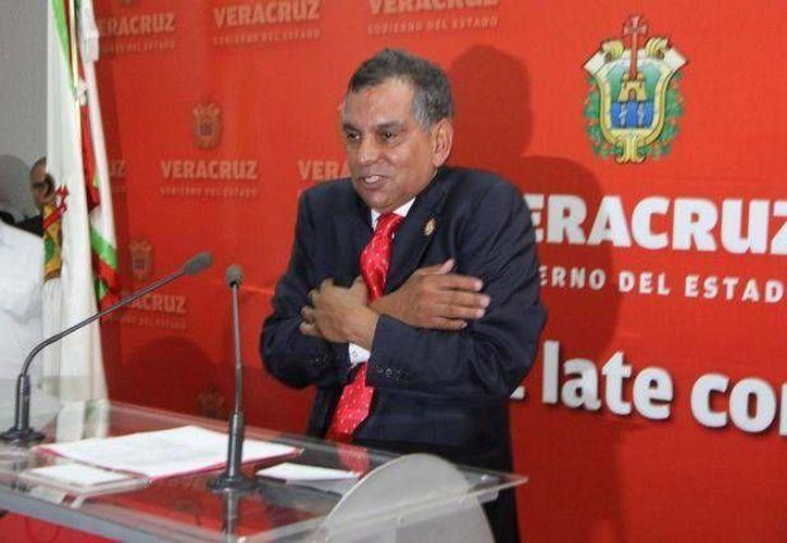 El ex gobernador de Veracruz, Fidel Herrera, señaló que Miguel Ángel Yunes los relaciona a él y a 'Pancho' Colorado solo por una foto. (Agencias/Foto de archivo)