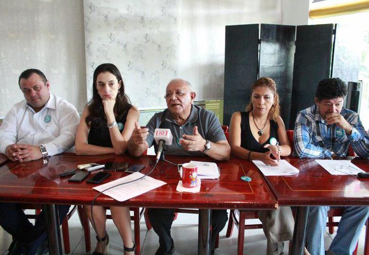 Integrantes del Observatorio Legislativo de Quintana Roo se reunirán con diputados del Congreso local en Chetumal. (Luis Soto/SIPSE)