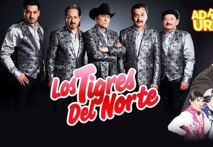 Una noche llena de risas con Adrián Uribe y Omar Chaparro, y los rugidos musicales de Los Tigres del Norte garantizan una velada memorable. (Milenio Novedades)