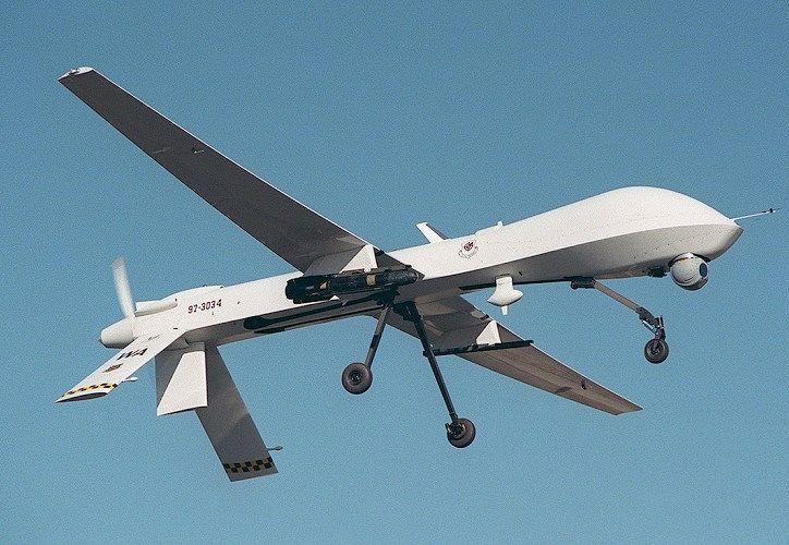 En la actualidad, la CBP usa 10 aviones UAV Predator para la vigilancia de las fronteras. (wordpress.com)