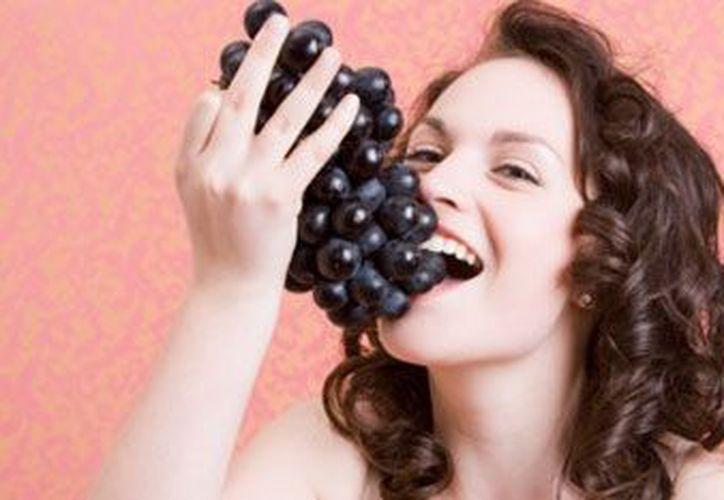 En cada campanada se come una uva. (Internet)