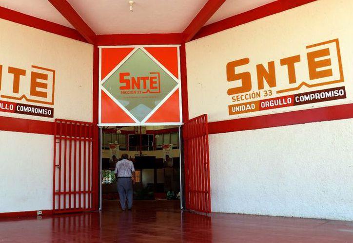 El líder del SNTE asegura que el sindicato siempre trabajó apegado a la ley. (Milenio Novedades)