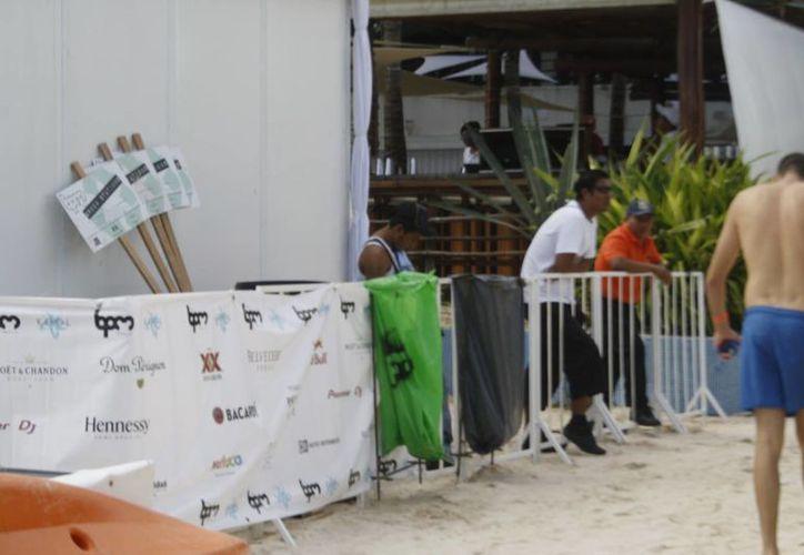 Luego de la conclusión del BPM, harán un análisis de la cantidad de basura reciclable que se recabó durante el evento. (Octavio Martínez/SIPSE)
