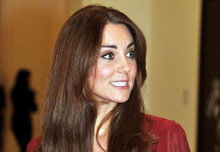 La Duquesa será madre este verano. (Quien.com)