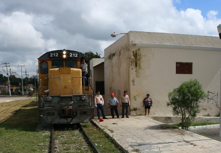 Con el Tren Maya se pretende impulsar la economía del sureste. (Milenio Novedades)
