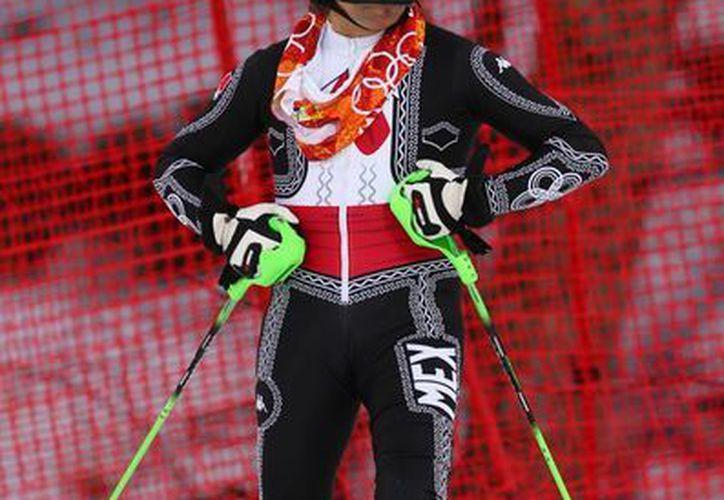 Von Hohenlohe aun no decide si competirá una vez más en los olímpicos de invierno. (Foto: Agencias)