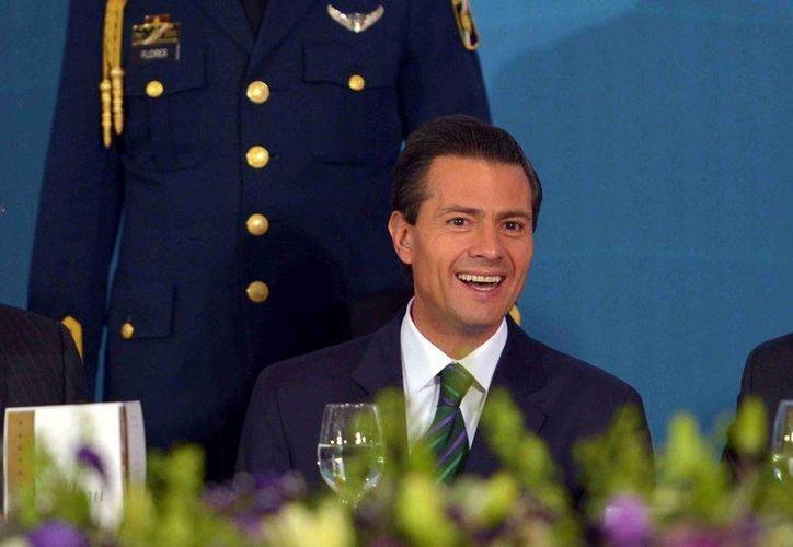 Peña Nieto estará en visita de Estado en el Reino Unido hasta el 5 de marzo. (Archivo/Notimex)