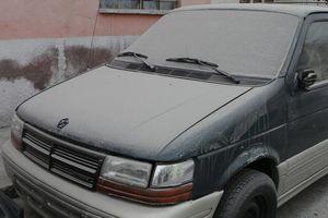 Manto gris cubre a Puebla