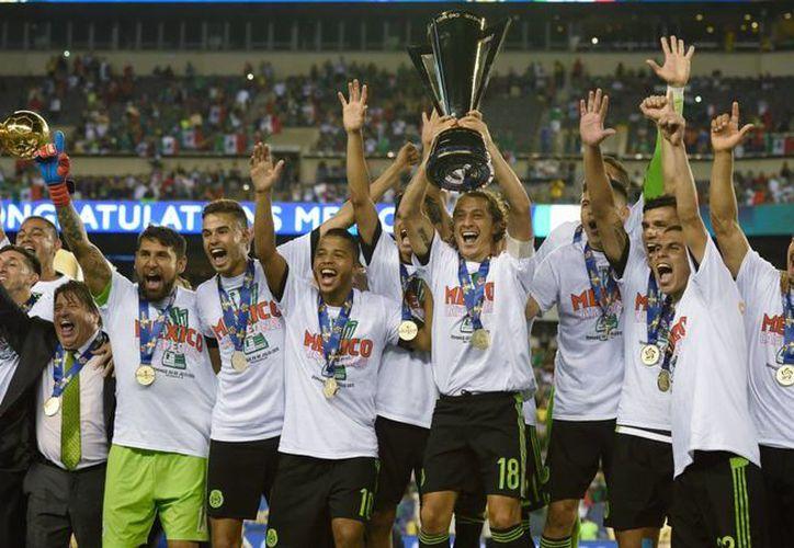 El Tri se prepara para Copa de Oro. (Foto: Internet)