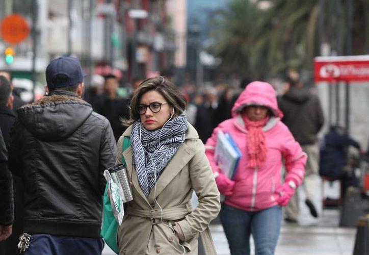 La masa de aire frío asociada al sistema frontal mantendrá el ambiente frío a muy frío sobre la mayor parte del país. (Archivo/Notimex)