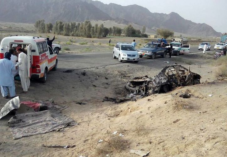 Sartaj Aziz, primer ministro de Pakistán, condenó el ataque estadounidense, el cual dijo fue una 'violación de la soberanía del país'. (Agencias)