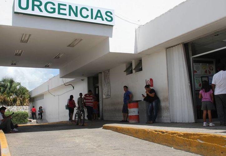 El destino de ellos es permanecer en una cama de hospital. (Luis Soto/ SIPSE)