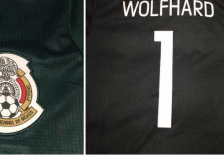 Los nuevos uniformes de la Selección Mexican tendrían un tono verde más intenso. (Foto: SDP)