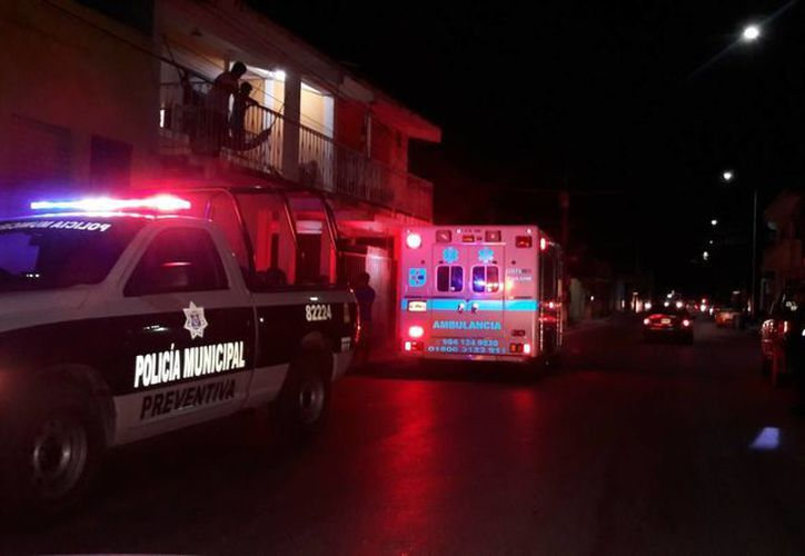 Un joven fue herido dentro de su vivienda por un par de asaltantes, en Playa del Carmen. (Redacción/SIPSE)