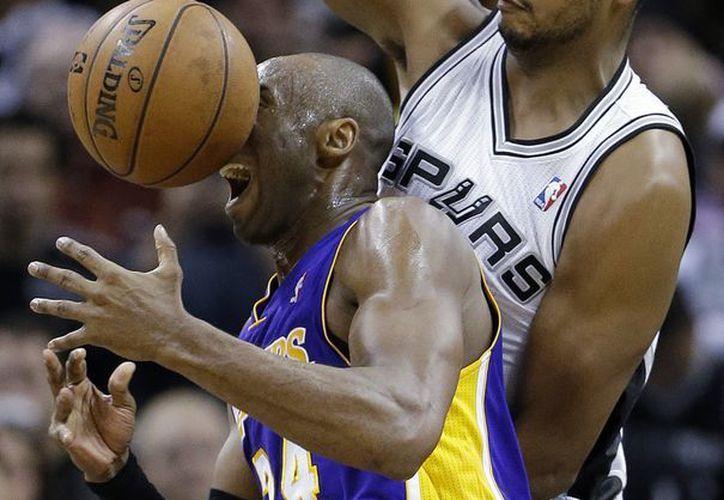 Lakers tuvo su quinto descalabro consecutivo. (Foto: Agencias)