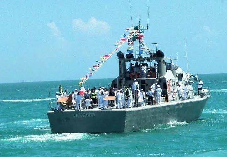 El gobernador Rolando Zapata estará en Progreso durante varias horas debido a eventos alusivos al Día de la Marina. (SIPSE/Archivo)