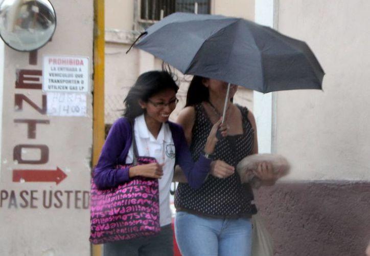 El Sol predominó en Mérida en buena parte de la jornada del sábado. (José Acosta/SIPSE)