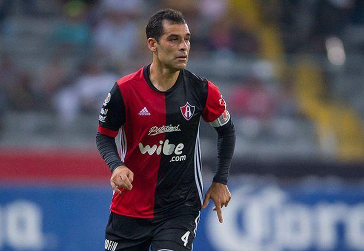Rafael Márquez podrá jugar con el Atlas, pero sólo en México. (Contexto/Internet).