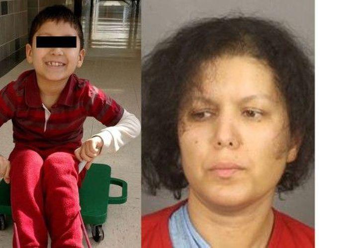 La mujer había sido internada en un hospital psiquiátrico. (Foto: Radio Fórmula!