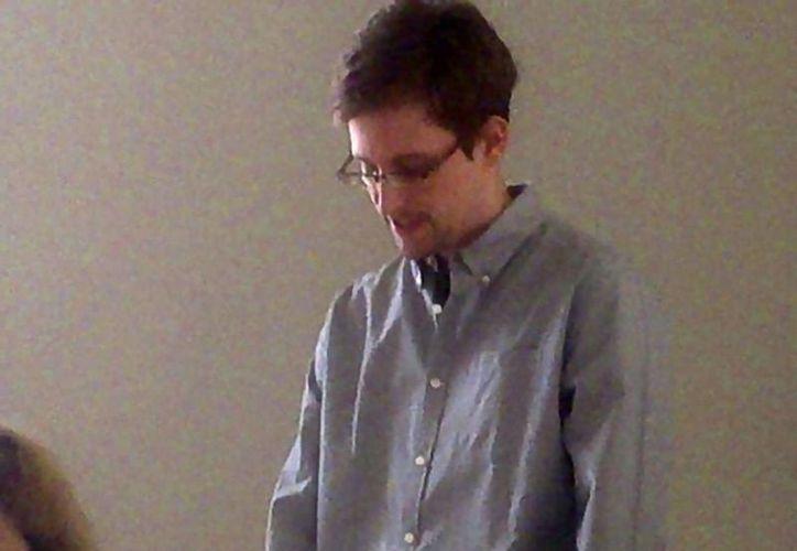 Rusia otorgó asilo por un año a Edward Snowden. (Archivo/EFE)