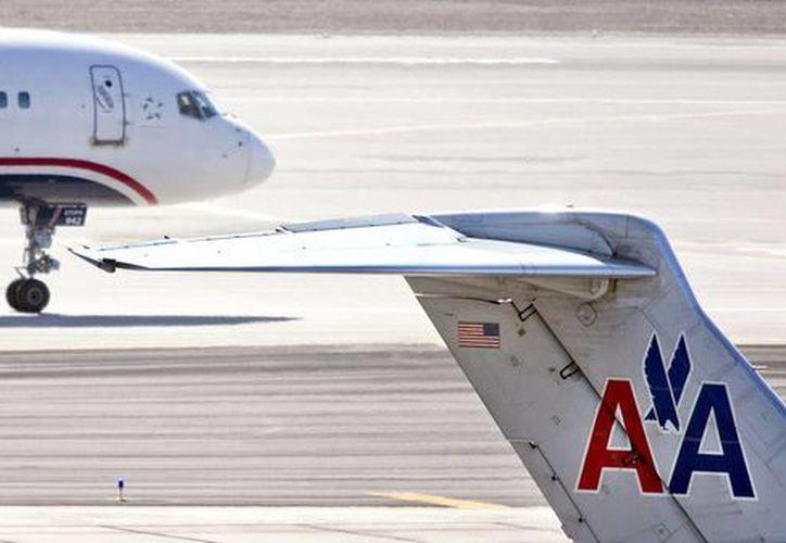La nueva aerolínea conservaría el nombre de American Airlines. (Agencias)